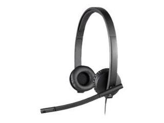 Bild på Logitech USB Headset H570e
